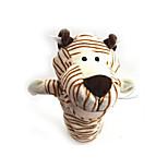 Finger Puppet Novelty & Gag Toys Animal Tiger Plush