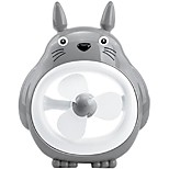 The Cartoon Totoro Big Fan USB Charging Creative Child Portable Small Fan