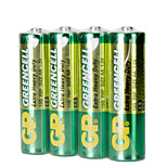 Gp gp15gbj4 aa cardon zinc cellule sèche batterie 1.5v 40 pack