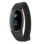 SH09U New Smart Wristbands Heart Rate Blood Pressure Monitoring Movement Reminder