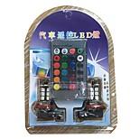 RGB LED Fog Bulb Remote Controller Including DIY LED Fog Bulb