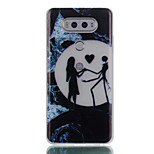 For LG G6 V20 Glow in the Dark Frosted Pattern Case Back Cover Case Cartoon Soft TPU LG X Screen K5 K7 K8 K10 G5