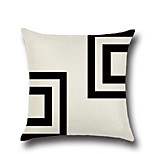 1 Pcs Simple Irregularity Square Pillow Cover Classic Sofa Cushion Cover 45*45Cm Home Decor Pillow Case