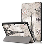 PU Case Cover for Huawei Mediapad T3 10.0 AGS-L09 AGS-L03 9.6 Inch with Screen Protector