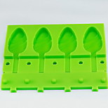 Children's Silicone Ice Cake Mold Home Ice Cream Popsicle Mold