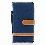 For LG G6 K10 Case Cover Card Holder Wallet with Stand Flip Magnetic Full Body Case Hard Textile for LG K8 K7