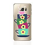 Dla samsung galaxy s8 s8 plus obudowa telefonu przejrzysty wzór deseń kreskówek soft tpu dla samsung galaxy s7 krawędź s6 plus s6 krawędź