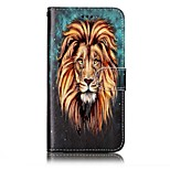 For Huawei P10 Lite P8 Lite2017Case Cover Card Holder Wallet Embossed Pattern Full Body Case Animal Hard PU Leather for P10 Plus P10 P9 Lite P8 Lit