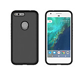 For Google Pixel Pixel XL Case Cover Shockproof Back Cover Solid Color Hard PC