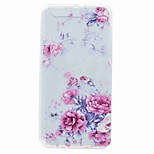 For Huawei P10 Plus P10 Case Cover Back Cover Case Flower Soft TPU for Huawei P8 LITE P8 LITE(2017) P9 LITE Y6 Y5 II Y6 II MATE 9 NOVA Honor 6X