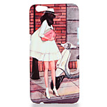 For OPPO R9s R9s Plus Case Cover Pattern Back Cover Case Sexy Lady Hard PC R9 R9 Plus