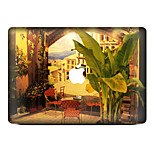 For MacBook Air 11 13/Pro13 15/Pro with Retina13 15/MacBook12 Only Beautiful Banana Decorative Skin Sticker