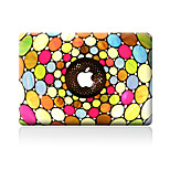 For MacBook Air Pro 13 15 Inch Color Wave Point Decorative Skin Sticker for Air 11.6 Pro with Retina 13 15 MacBook12