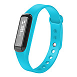 Dynamic heart rate Blood oxygen pressure fatigue monitoring Pedometer sedentary reminder IP67 waterproof Smart bracelet