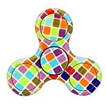 Спиннеры от стресса Ручной обтекатель Волчок Игрушки Игрушки Пластик EDCСтресс и тревога помощи Фокусная игрушка Товары для офиса