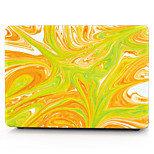 For MacBook Air 11 13 Pro 13 15 Case Cover Polycarbonate Material Oil Painting