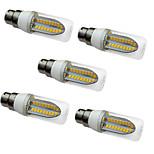 5W Bombillas LED de Mazorca T 80 SMD 5730 1000 lm Blanco Cálido Blanco AC 100-240 V