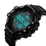 SKMEI® 1128  Men's Woman Watch Outdoor Sports Multi - Function Watch Waterproof Sports Electronic Watches 50 Meters Waterproof
