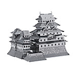 Jigsaw Puzzles 3D Puzzles Building Blocks DIY Toys Famous buildings StainlessSteel Model & Building Toy