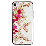 Случай для яблока iphone7 7 плюс цветочный узор жесткий компьютер для iphone 6s плюс 6 плюс 6s 6