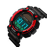 SKMEI® 1126  Men's Woman Solar ElectronicWatches Outdoor Sports Waterproof Sports Electronic Watches 50 Meters Waterproof
