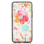For OPPO R9s  R9s Plus Case Cover Pattern Back Cover Case Flower Hard PC R9 R9 Plus