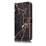 For Huawei P10 Lite P10 Case Cover Card Holder Wallet Full Body Case Marble Hard PU Leather for P9 Lite P8 Lite P8 Lite2017