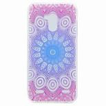 For ZTE V7 V7 Lite Case Cover Translucent Pattern Back Cover Case Mandala Soft TPU for ZTE Blade A452