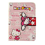 For Apple iPad Air2 Air Case Cover Card Holder with Stand Flip Pattern Auto Sleep/Wake Up Full Body Case Cartoon Hard PU Leather Mini 4/3 2 1