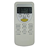 Replacement for Amcoraire DUO Air Conditioner Remote Control Model Number ZHF/JT-01