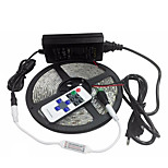 72W W Sets de Luces lm AC 85-265 5 m 600 leds RGB