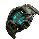 SKMEI 1197 Men's Woman Watch Outdoor Sports Multi - Function Watch Waterproof Sports Electronic Watches
