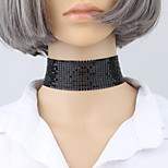 Women's Choker Necklaces Alloy Euramerican Fashion Jewelry For Party 1pc