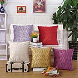 1 Pcs Top Grade Velveteen European Style Pillow Cover Vintage Pillow Case