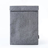 For MacBook Pro Air 13.3  Inch Sleeves Textile Simple Portable Notebook Bag Solid Color Laptop Sleeves 13.3