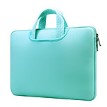 For MacBook Pro Air 11  13 15 Inch Sleeves Handbags Textile Simple Portable Notebook Bag Solid Color Laptop Sleeves 15.6