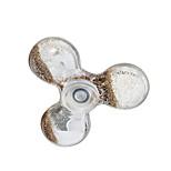 Hilandero de mano Juguetes Spinner de anillo ABS Plástico EDC Juguetes creativos
