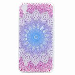 For LG K10 K8 Case Cover Translucent Pattern Back Cover Case Mandala Soft TPU for LG  G6 V20 X Power