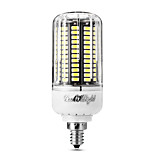YouOKLight 1PCS E12 10W AC110-130V 136*5733 SMD LED Cold White 6000K High Luminous Corn Bulb Spotlight LED Lamp Candle Light for Home Lighting