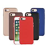 Для iphone 7 7 яблока плюс iphone 6s 6 плюс крышка случая крышки покрывая с кожаными случаями pu