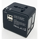 FOXCAN EEC-148UE Multi-Function Travel Sockets 3.1A with 2 Port USB