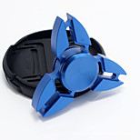 Tri Fidget Metal Ball Hand Spinner Focus Finger Toy for Kids/ Adults Autism ADHD