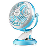 Ventilation Fan Cool and Refreshing Light and Convenient Quiet and Mute Wind Speed Regulation USB Universal Standard USB