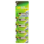 GP HIGH VOLTAGE 2020 12V Rechargeable Battery 5Pcs