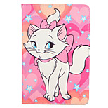 For Apple iPad Mini1 2 3/4 Case Cover with Stand Flip Pattern Full Body Case Animal Hard PU Leather
