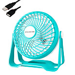 Small Mini USB Fan Convenienet Quiet Strong Stable