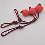 Dog Toy Pet Toys Ball Chew Toy Rope Rubber Cotton