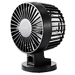 Mini Black USD Fan Quiet and Cool with 6 fans for Offices and Homes