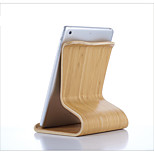 For Ipad Tablet Stand Support  Wooden Steady Stand