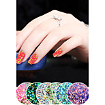 5g/bag Shiny Stickers Nail Art Decorations Flashes Nail Art Design